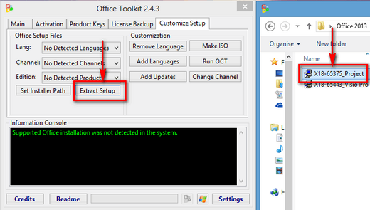 office 2013 pro plus activator toolkit